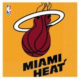 Top Miami Heat Basketball - Lunch Napkins Party Accessory Reviews - http://weheartmiamiheat.com/top-miami-heat-basketball-lunch-napkins-party-accessory-reviews/