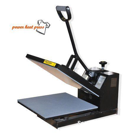 how to make vinyl heat press transfers