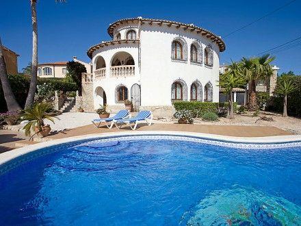 Ferienhaus (Villa) Carmen für 8 Personen Ferienwohnung
