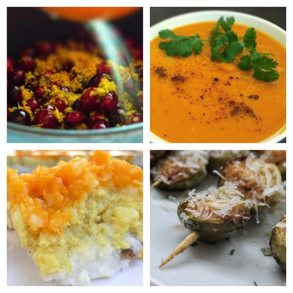 4 Easy, Gourmet Side Dishes for Thanksgiving Day: I don't know about you but, for me, Thanksgiving is all about the sides! Well, family and friends too...but mostly the sides. Here are a few of my favorites to make every year. Enjoy!