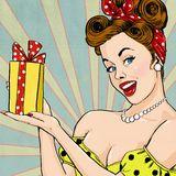 Ilustração Do Pop Art Da Mulher Com A Bolha Cômica Do Discurso Menina Do Pop Art Convite Do Partido Cartão Do Aniversário Surpr B - Baixe conteúdos de Alta Qualidade entre mais de 63 Milhões de Fotos de Stock, Imagens e Vectores. Registe-se GRATUITAMENTE hoje. Imagem: 51434225