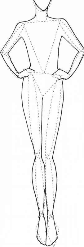 Fashion Templates Figures