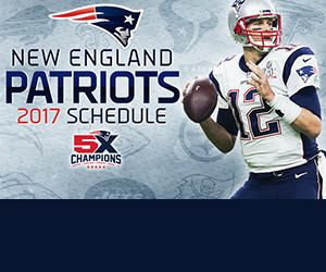 Schedule & Stats   New England Patriots