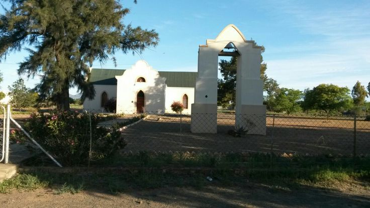 NG Kerk in Adendorp naby Graaff-Reinet