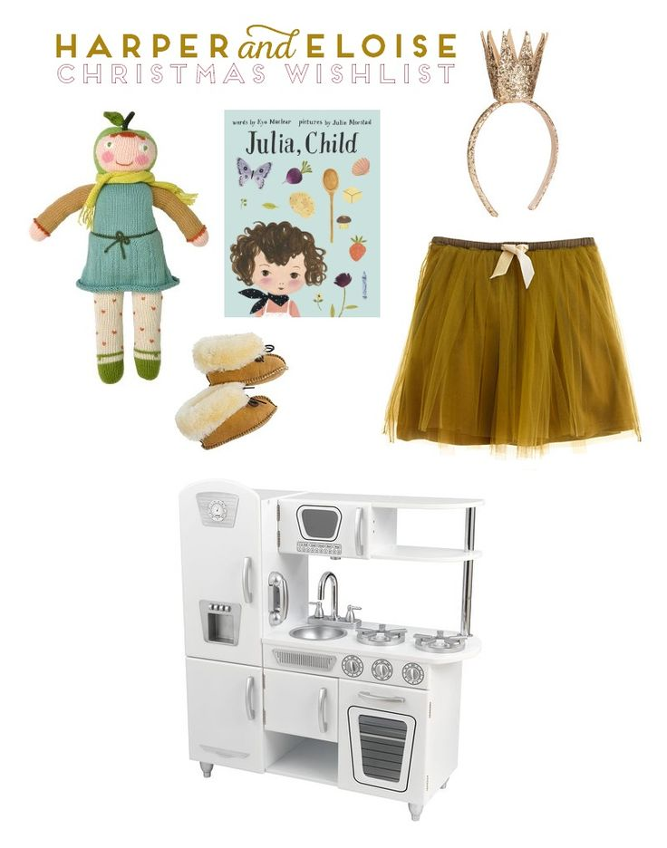 Eloise & Harper's Christmas Wishlist | Little Baby Garvin | Bloglovin
