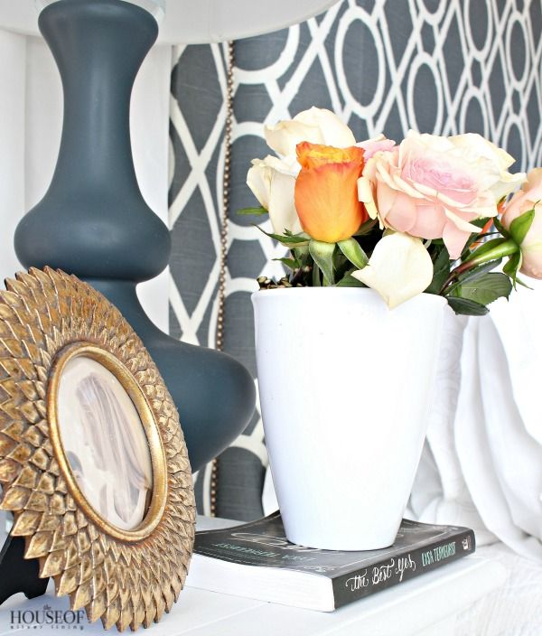The House of Silver Lining: Styling The Home for Spring