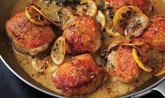 Citromos csirke a sütőből – omlós husi, varázslatos étel ínyenceknek!