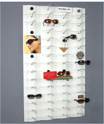 Locking Eyeglass Frame Displays : 17 Best images about O-H Eyewear on Pinterest Wall mount ...