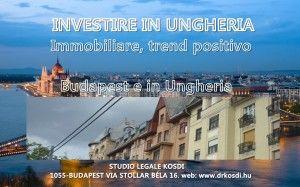 COME INVESTIRE NELL'IMMOBILIARE IN UNGHERIA COME SI PUÓ RISPARMIARE 25% DEL PREZZO DI ACQUISTO (NETTO) DI UN APPARTAMENTO? Scarica per leggere…  Investire in Ungheria Tenendo conto delle importazioni dell'Ungheria dall'Italia e delle quote di settore del nostro Paese, si possono segnalare quattro settori di interesse. Si tratta dei settori di:  -apparecchi …