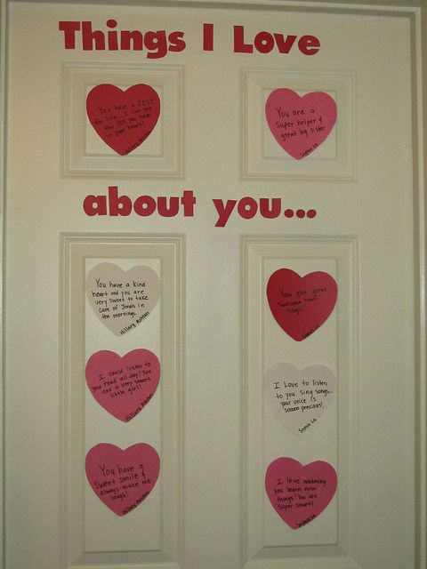 Awesome Idea for Kids for Valentine's Day