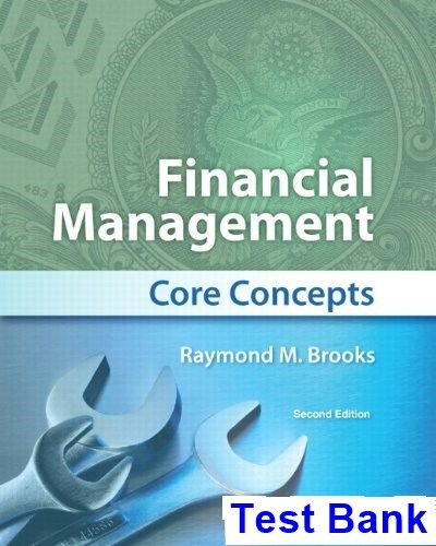 46 best test bank download images on pinterest financial management core concepts 2nd edition brooks test bank test bank solutions manual fandeluxe Gallery