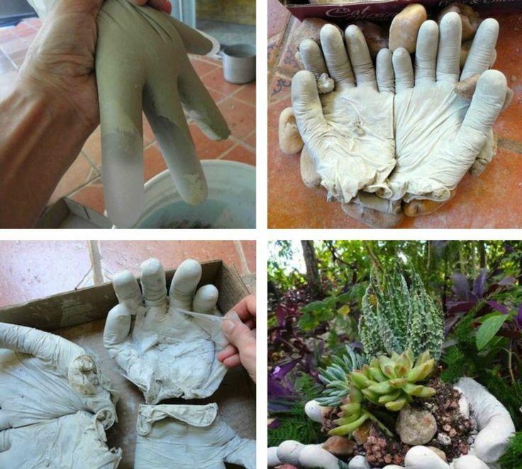 Die besten 25+ Gartendeko selber machen Ideen auf Pinterest - gartendekoration selber machen