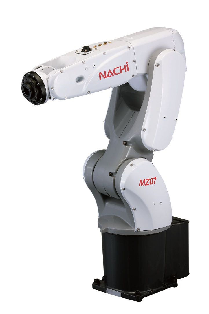 6 axis articulated handling #robot by NACHI-FUJIKOSHI CORP. #Industrial machines and equipment on #DirectIndustry