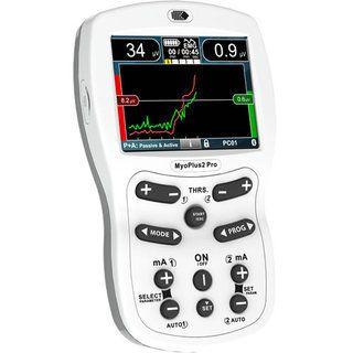 Neurotrac MyoPlus 2 Pro : Appareil d'électrostimulation et de biofeedbak 2 canaux Neurotrac MyoPlus 2 Pro nouvelle génération. Il est particulièrement recommandé pour la rééducation fonctionnelle http://www.neurotracshop.com/s/31645_191729_neurotrac-myo-plus-2-pro