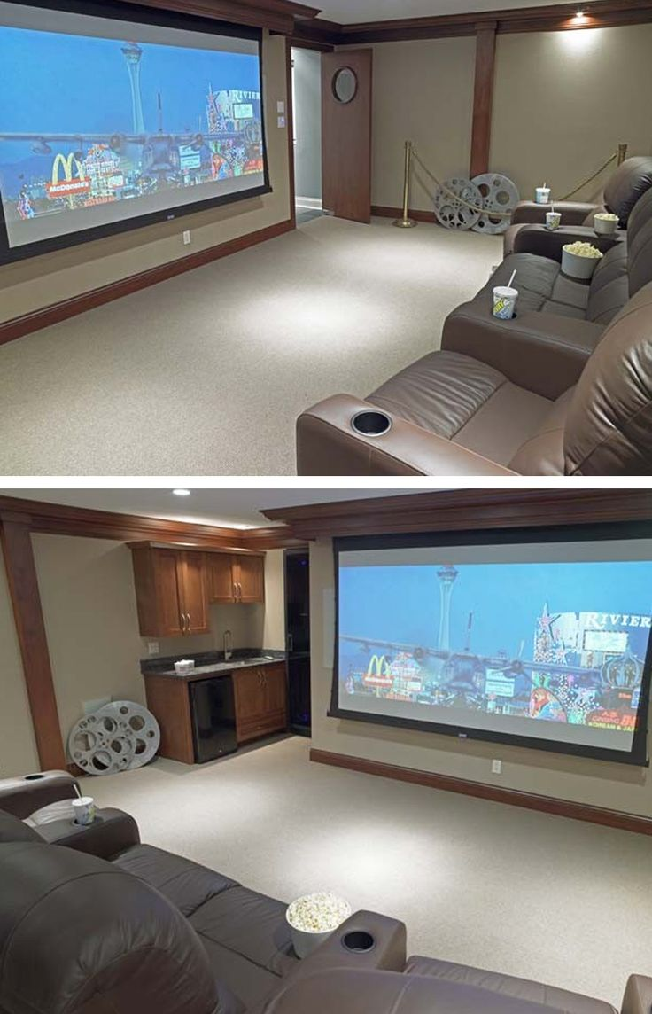 687 Best Home Theaters Images On Pinterest