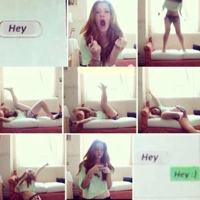 i think every girl has been guilty of doing this at least once