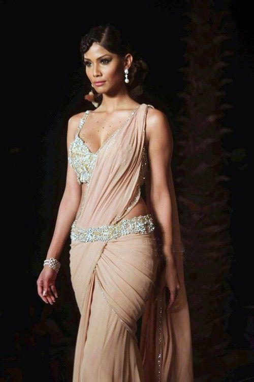 I love the style of draping.
