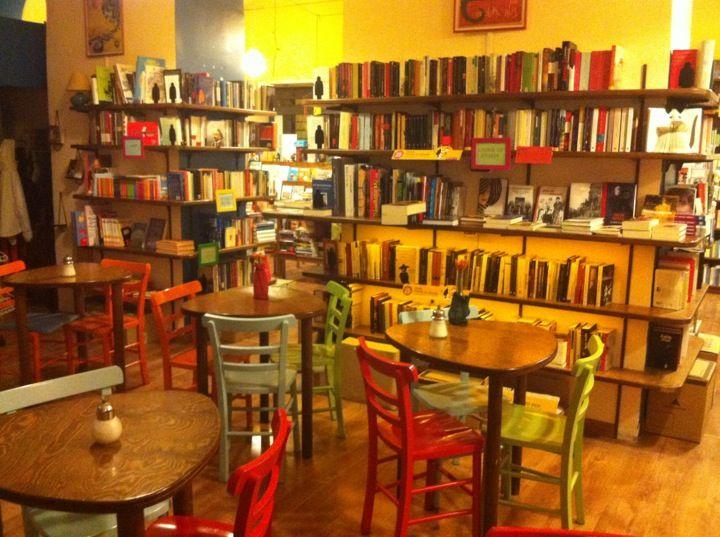 Libreria - Ristorante - Caffetteria