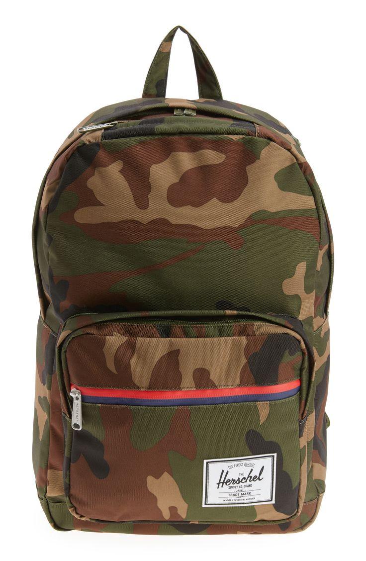 Gifts for Him: Camo Backpack | RATMJ Blog