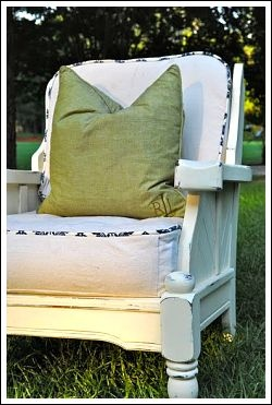 17 best images about sitting pretty on pinterest gardens - Exterior furniture paint gallery ...