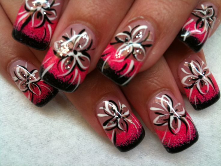 This is something I can get behind.. and I don't do nails! The colors.. it's all awesome :) --- toe nail art designs   sc nails art designs 542 - CoolNailsArt