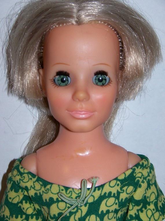 Kerry doll 1970.  I still have mine.Kindergarten