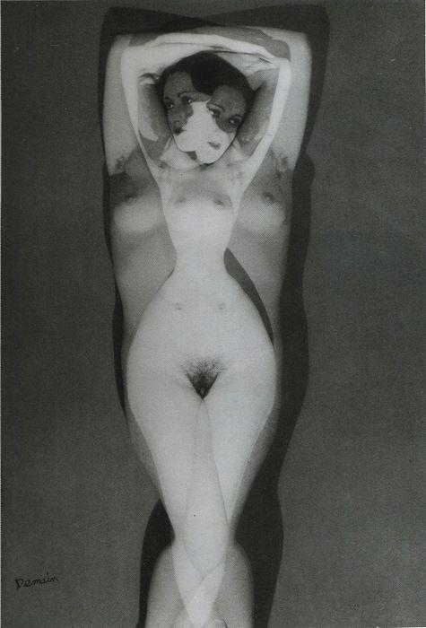 """Man Ray, """"Yesterday, Today, Tomorrow"""": Nude, Man Ray, Tomorrow, Manray, Art, Yesterday, Today, Photography, 1924"""