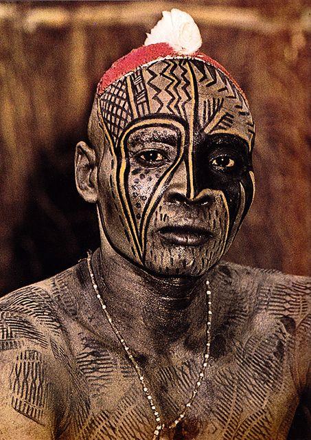 african face paints