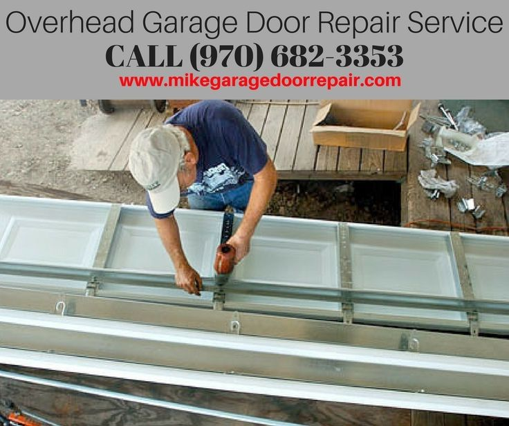 17 best ideas about overhead garage door on pinterest for Garage door service fort collins
