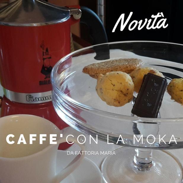 N O  V  I  T A' - Il caffè con la Moka  #moka #fattoriamaria #caffè #espresso #italy #madeinitaly #modena #soliera