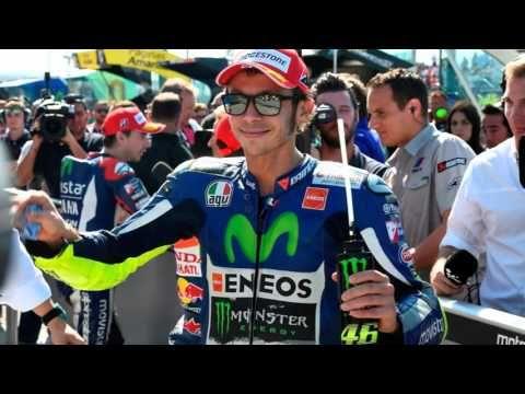 Lorenzo Vs Valentino Rossi -  2015 Misano MotoGp San Marino