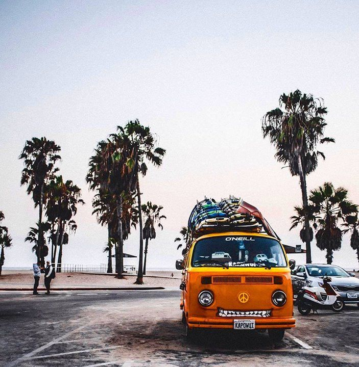 Santa Monica California by iPuf | California Feelings