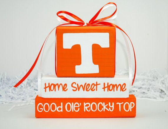 Tennessee block set - $12.00