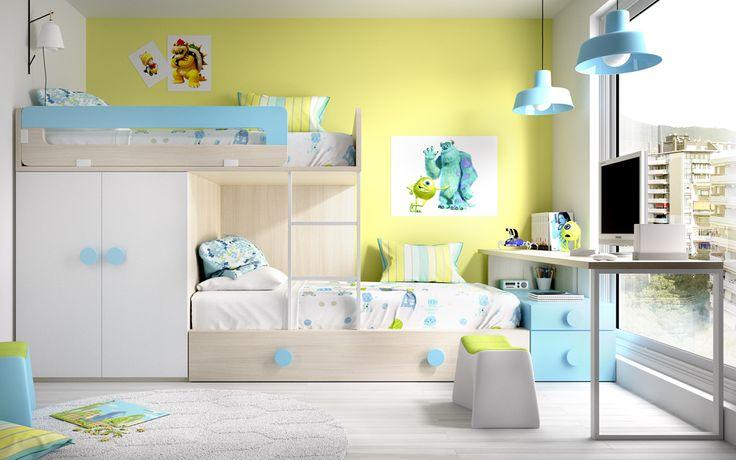 A-Dětský pokoj Ri 09