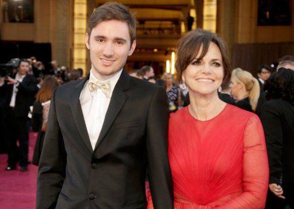 Sally Field and her gay son Sam