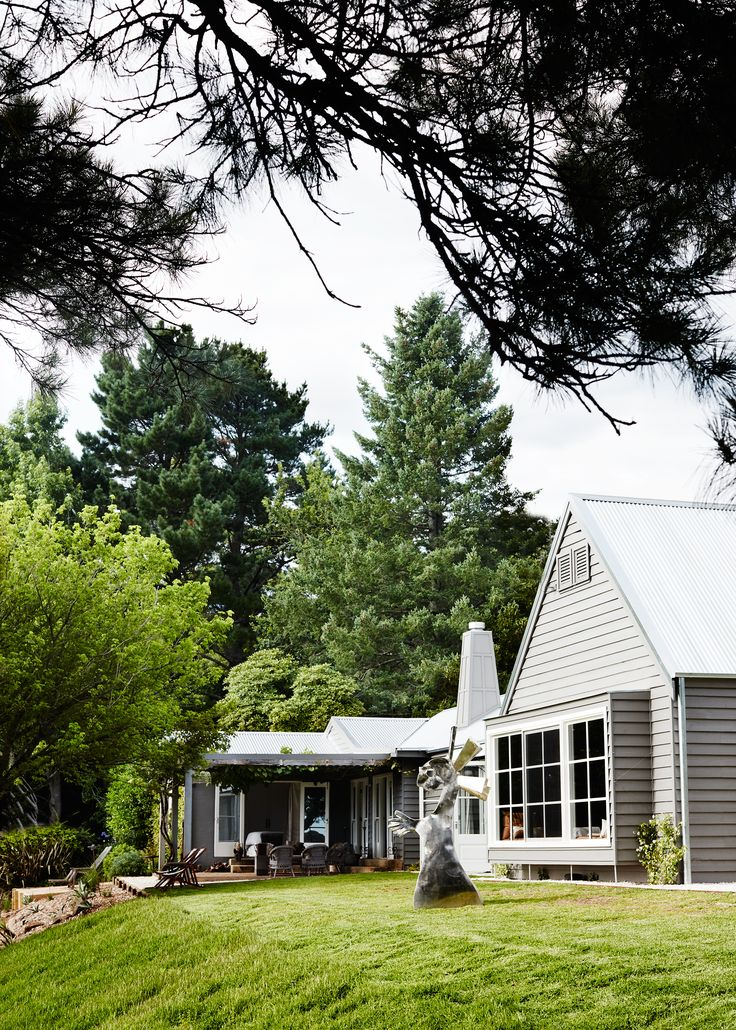 Chic country retreat in the NSW Southern Highlands. Photography: Prue Ruscoe