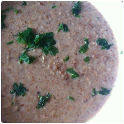 Gourmelita: Mushroom Soup