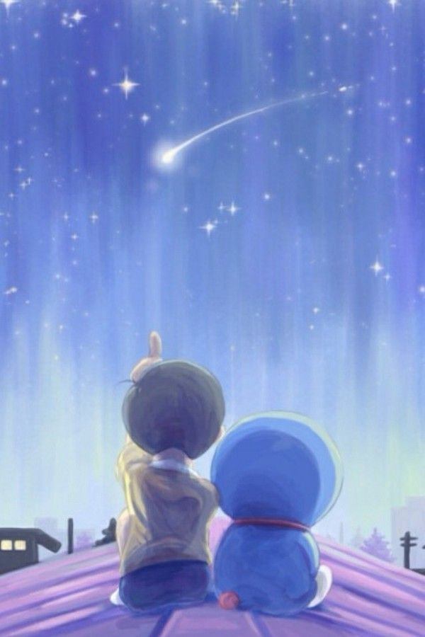 doraemon wish upon a star