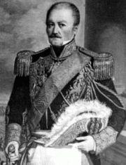 Historia de Chile: Presidentes. Ramón Freire Serrano (1823 - 1826)