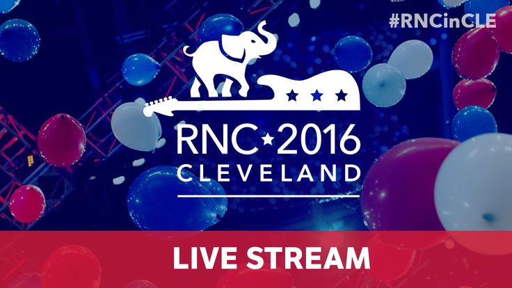 Republican National Convention Live Stream  [Official]  Donald Trump and Ivanka Trump 7-21-2016
