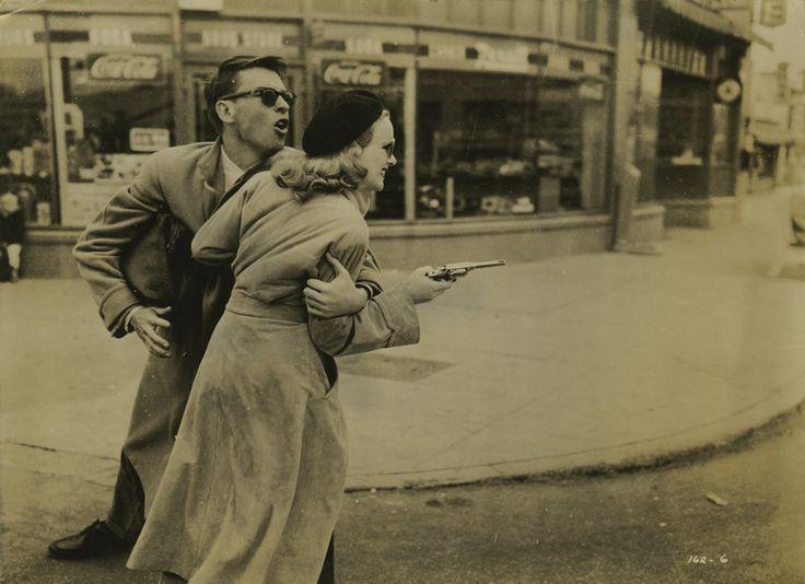 John Dall & Peggy Cummins, GUN CRAZY (Joseph H. Lewis, 1950)