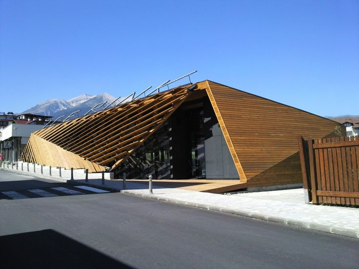 Ice Rink  / OBIA
