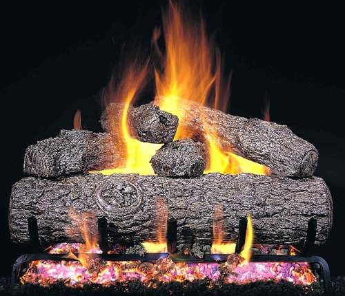 Lovely Ventless Gas Logs