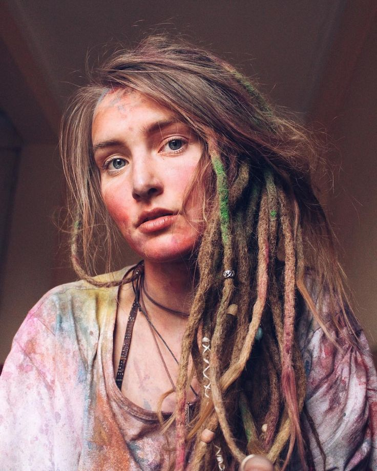30 Stunning Dreadlock Styles for Girls — Rock Your Dreads!