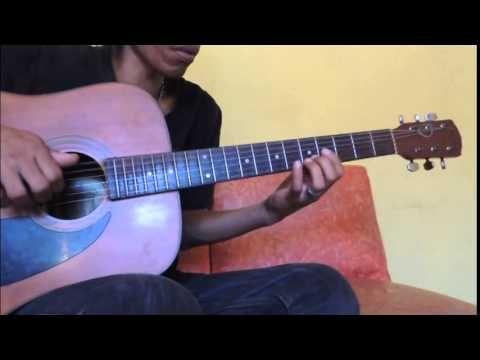 Maleh2 Acoustics Lick By Bono Ribet @Teknik Bermain Gitar•♥•