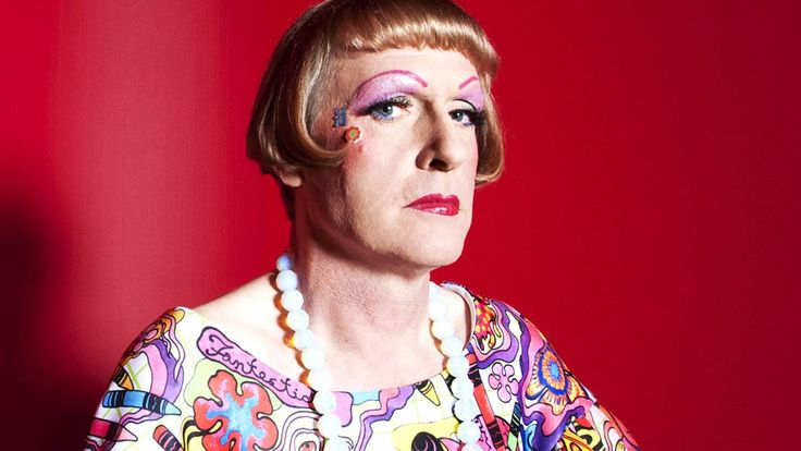 Grayson Perry discusses what makes him an artist and the limits of contemporary art