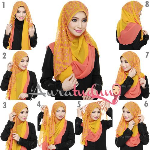 #hijab #tutorial #simple