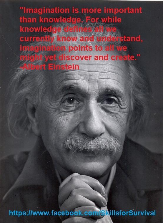Albert Einstein, 1948 by Yousuf Karsh.Even Albert Einstein got it wrong.