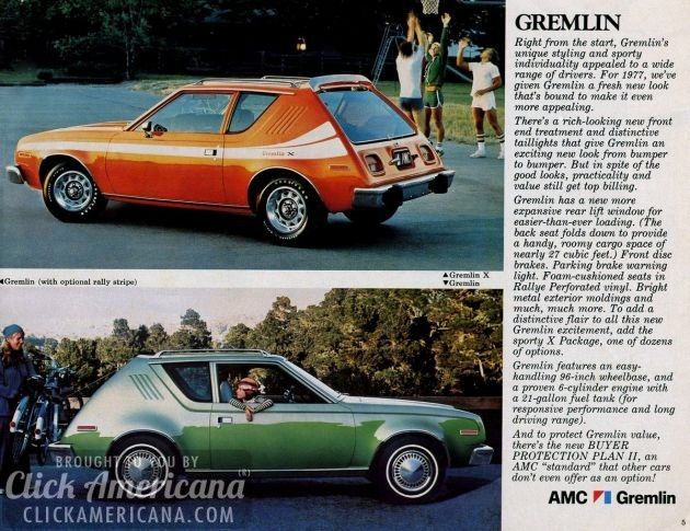 1977-amc-gremlin-car  **Took my drivers test in my best friends red gremlin...OMG I feel SO old!!!