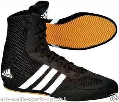 #Adidas #boxing #boots box hog #boots black all sizes 6-12uk #boxing shoes,  View more on the LINK: http://www.zeppy.io/product/gb/2/181063690973/